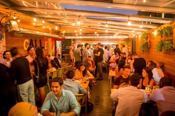 The top 10 patios for a rainy day in Toronto