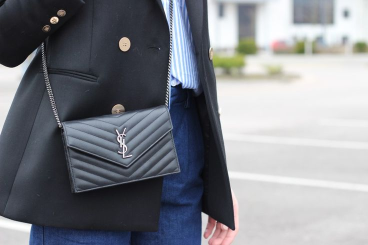 5 Classic Pieces You Need In Your Wardrobe Ysl Woc Ysl
