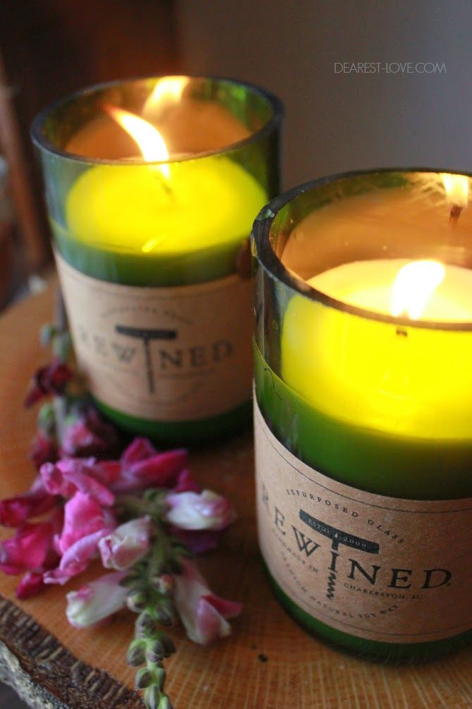 / / At-Home Date Night Ideas & Rewined Candles Giveaway   Gold and Bloom