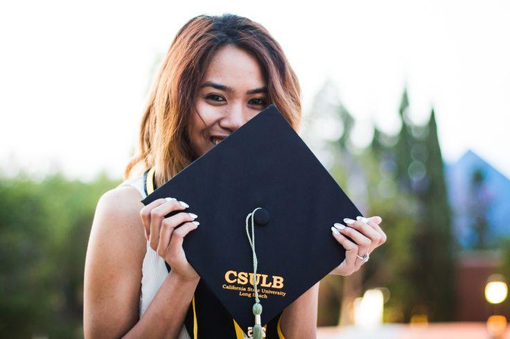 kat ly photography: CSULB Graduation Session
