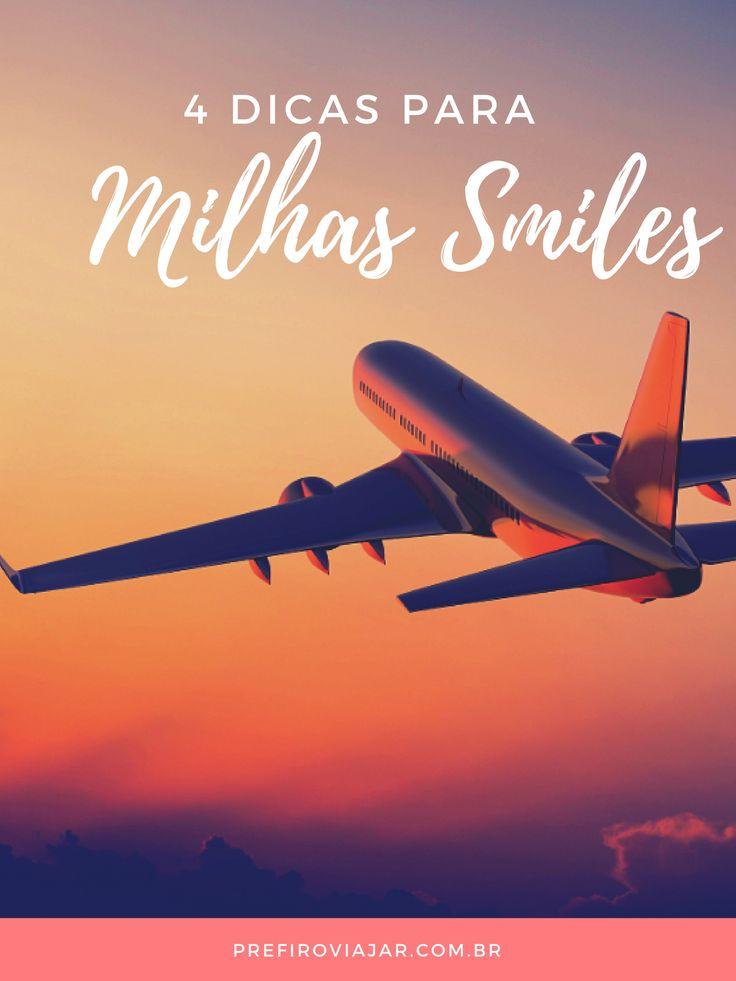 Apenda a juntar milhas Smiles muito mais rápido! Viaje gastando quase nada!!!