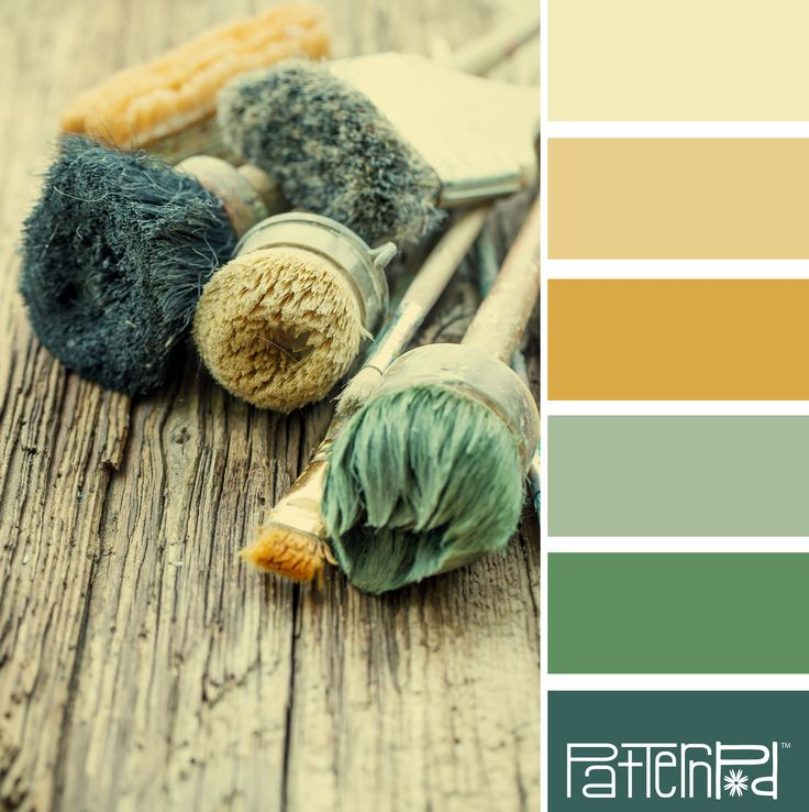 Color Palette: Green, Yellow and Cream. If you like our color inspiration, sign up for our monthly trend letter - http://patternpod.us4.list-manage.com/subscribe?u=524b0f0b9b67105d05d0db16a&id=f8d394f1bb&utm_content=buffer847d9&utm_medium=social&utm_source=pinterest.com&utm_campaign=buffer