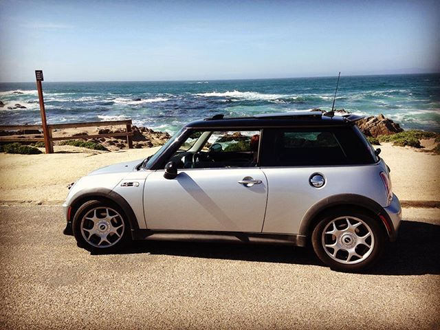 17 mile drive #minicooper #coopers #r53 #altaperfomance #hpsperformance #monterey #pebblebeach #montereylocals #pebblebeachlocals - posted by Mj https://www.instagram.com/mj_h8raid - See more of Pebble Beach at http://pebblebeachlocals.com/