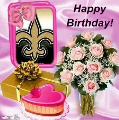 """happy birthday images saints 