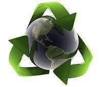 el reciclaje es bueno para el medio ambiente, así conservas el planeta limpio y libre de basura.