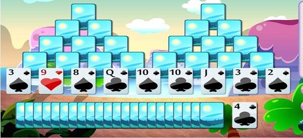 пасьянс играть бесплатно онлайн во весь экран
