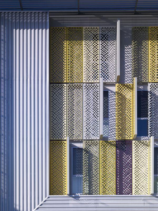 Step Up on 5th by Brooks + Scarpa Architects, via Behance
