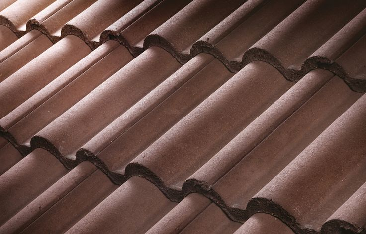 The best option for a low pitch roof extension. Low pitch roof tile. Redland Regent.