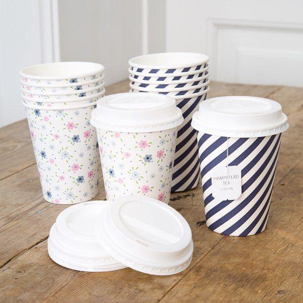 Cups to-go. Comes in packs of six. Price DKK 12,90 / SEK 17,70 / NOK 16,90 / EUR 1,78 / ISK 377 #coffee #cup #kaffekop #coffeetime #kaffetid #Sostrenegrene #Søstrenegrene