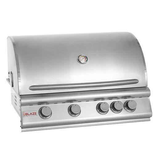 Blaze 32  Built-In 4-Burner Natural Gas Grill