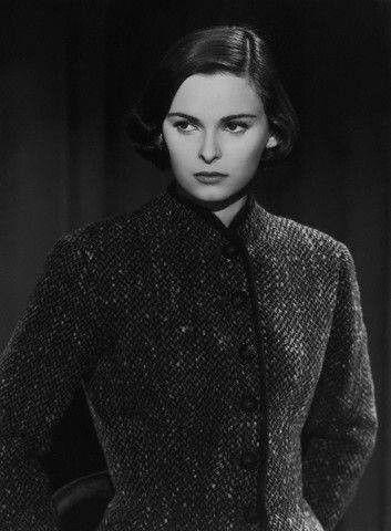 Italian actress Lucia Bosè, born Lucia Borloni (28 January 1931)