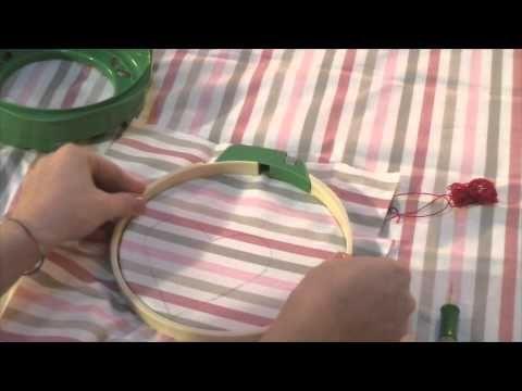 Introduzione alla tecnica del punch needle
