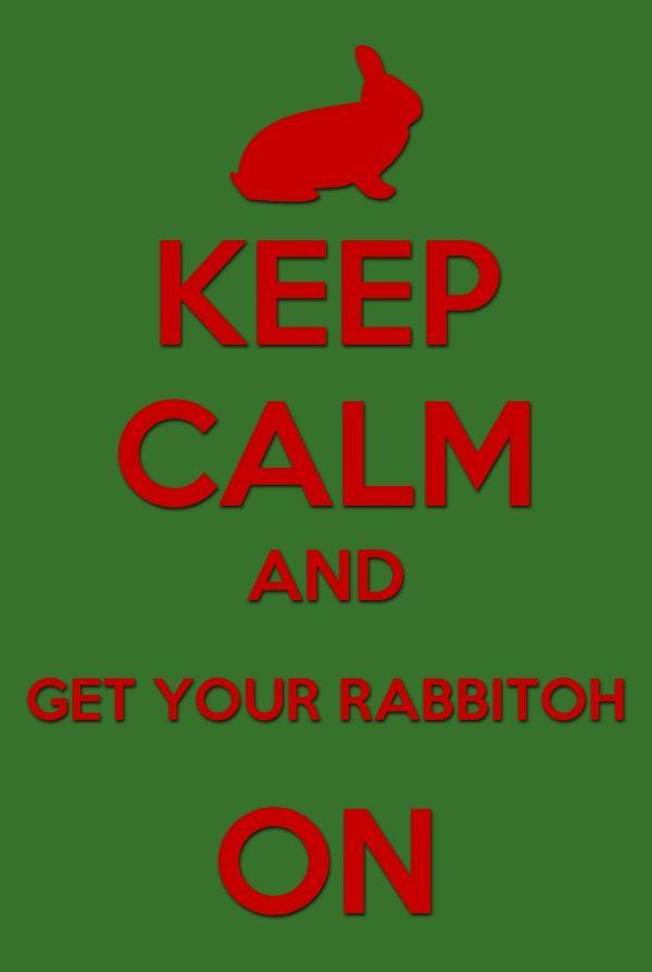 Go Rabbitohs