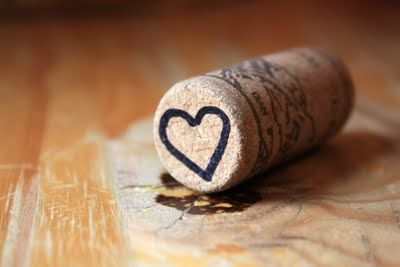 I like this wine cork stamp idea better :) she has alot of great stamp ideas too!: Wine Corks, Crafts Ideas, Diy'S, Diy Reuse, Diy Corks, Corks Ideas, Sweet Spots, Crafty Ideas, Corks Stamps