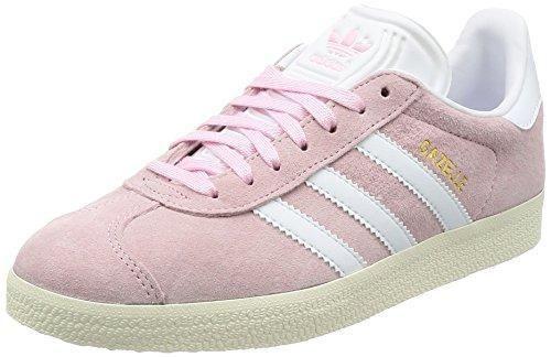 Oferta: 99.95€ Dto: -20%. Comprar Ofertas de Adidas Gazelle W, Zapatillas para Mujer, Rosa (Wonder Pink/Footwear White/Gold Metallic), 39 1/3 EU barato. ¡Mira las ofertas!