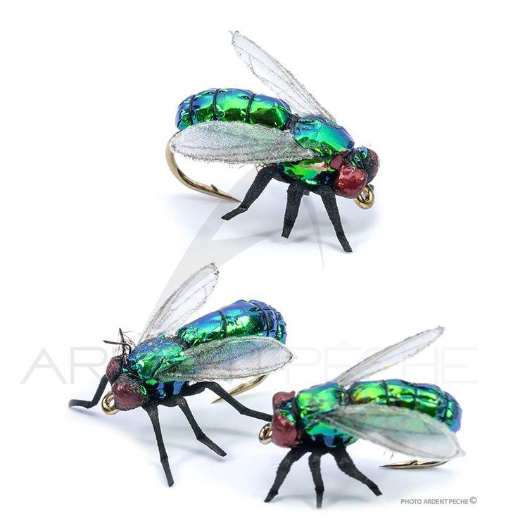 Les 25 meilleures images du tableau fishon lures sur pinterest mouches la mouche et app t - Invasion de mouches vertes ...