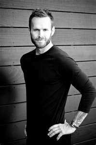 Bob Harper has also helped to push me through my workouts.  Great inspiration!