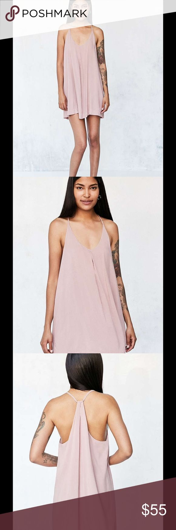"""Urban Outfitters Slip Dress NOT FOR SALE!! Do not buy this listing.  Download the Dote Shopping app and get this dress for $55 plus free shipping using the promo code """"PDIN."""" Urban Outfitters Dresses"""