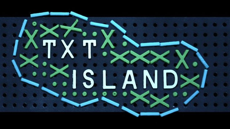 TXT ISLAND : award nominated text animation
