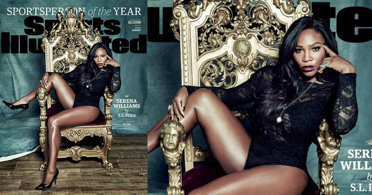 "A Look at Serena Williams' Photo Shoot for the Cover of ""Sports Illustrated"" 