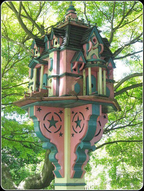 Fancy bird house plans for Fancy house plans