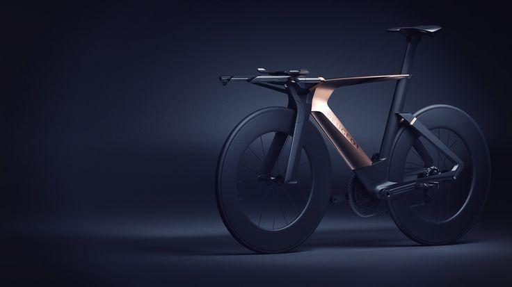 Peugeot concept bike onyx
