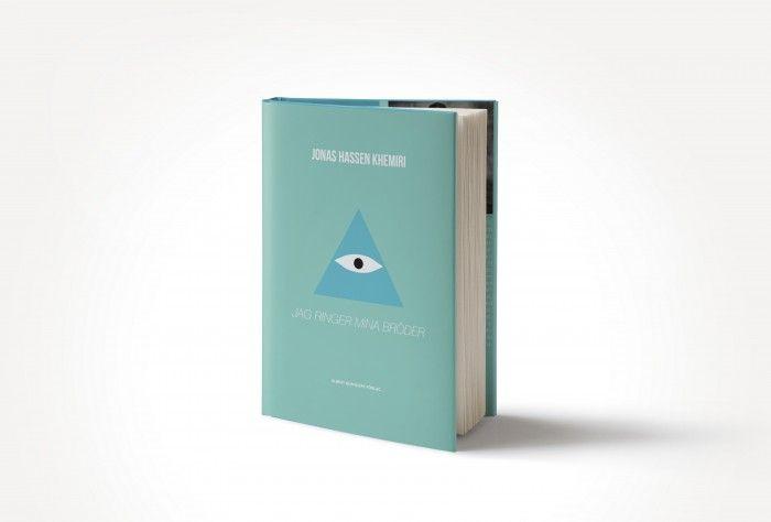 Book cover by Fredrika Frykstrand.