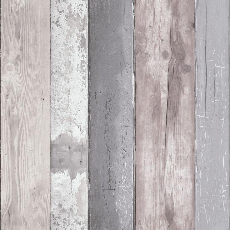 VT Wonen vliesbehang 10050 x 520mm p50-159 woodland grijs