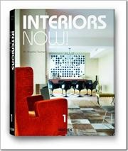 Interiors Now! af Angelika Taschen, ISBN 9783836519519