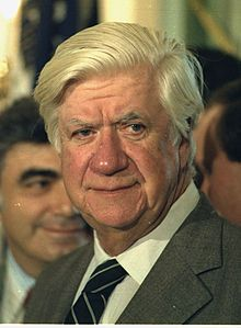 """Thomas Phillip """"Tip"""" O'Neill, Jr. (December 9, 1912 – January 5, 1994) was an American politician and Speaker of the United States House of ..."""