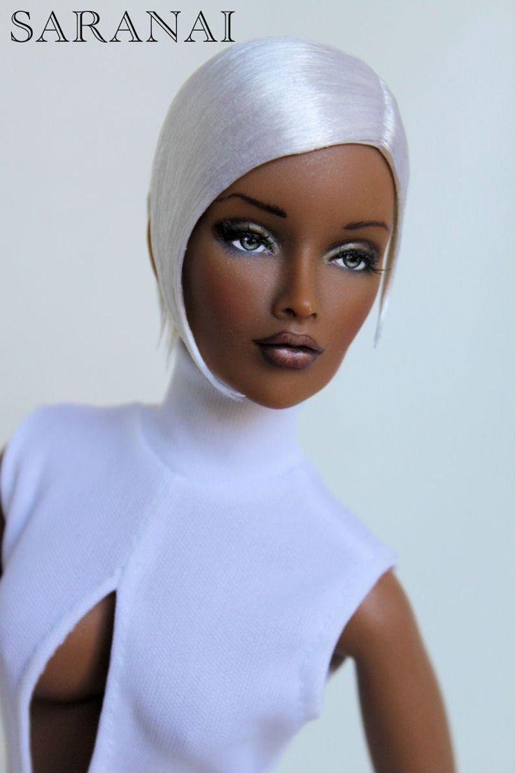Dark Skin Barbie Dolls - Photos Barbie Collections