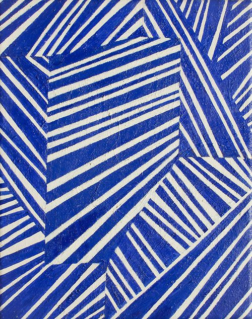blue and white. Andrew Masullo - All Things Stylish