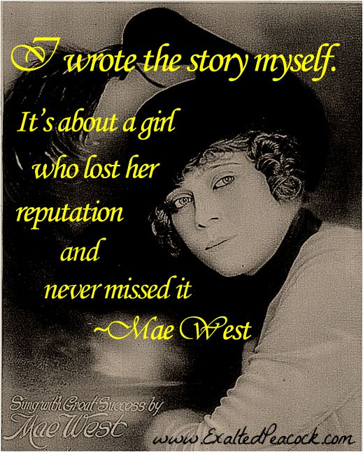 mae west quote - photo #19