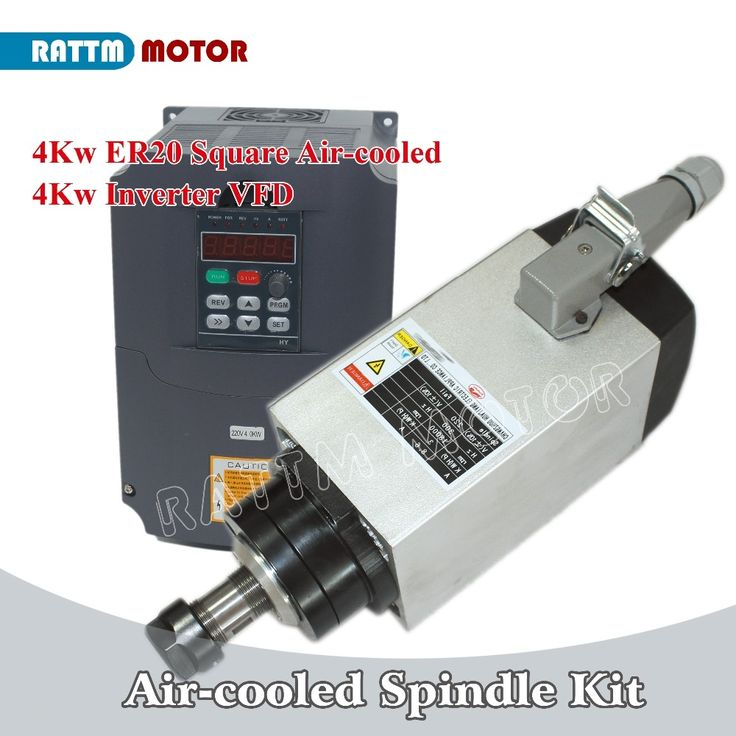 17 best ideas about router machine cnc router 513 97 watch now square 4kw er20 air cooled spindle motor 4 ceramic