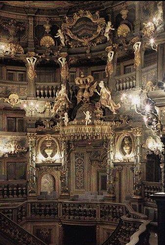 Margravial Opera House, Bayreuth, Germany , from Iryna