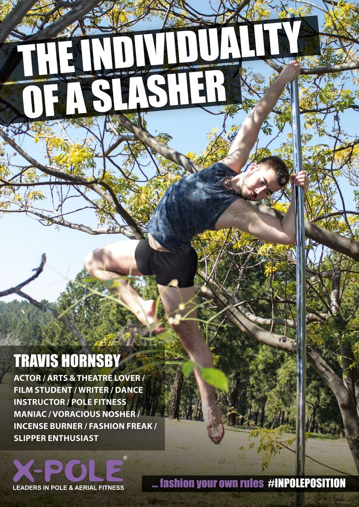 Travis Hornsby is our #XPoleSA October #slasher