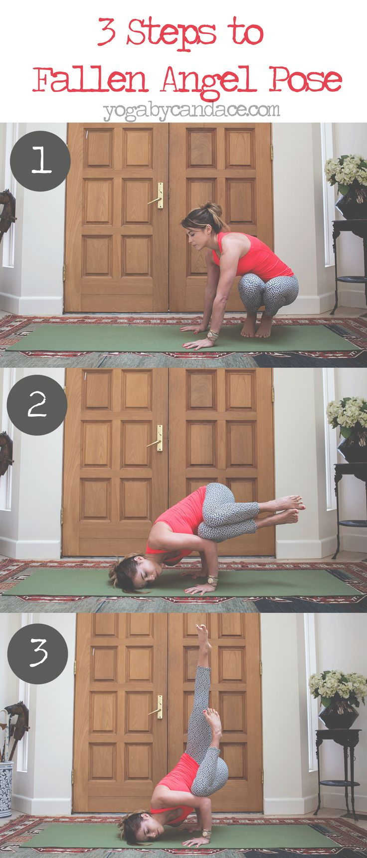 Pin now, practice fallen angel pose later!  Wearing: Onzie pants c/o, sweaty betty tank.