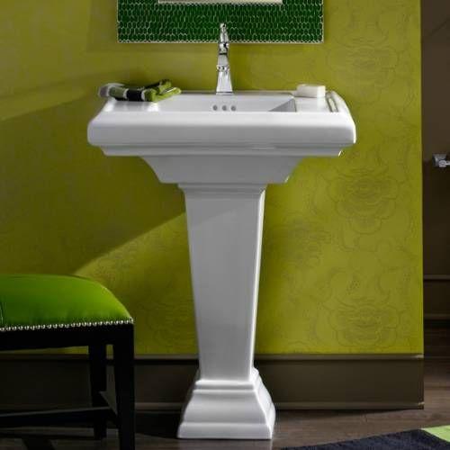 Bathroom Sinks Brands 197 best pedestal & leg sinks images on pinterest | pedestal