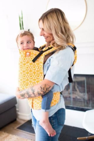Tula Toddler Baby Carrier Beacon - Little Zen One