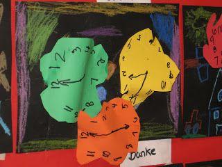 Lines, Dots, and Doodles: Dali Clocks, 1st Grade