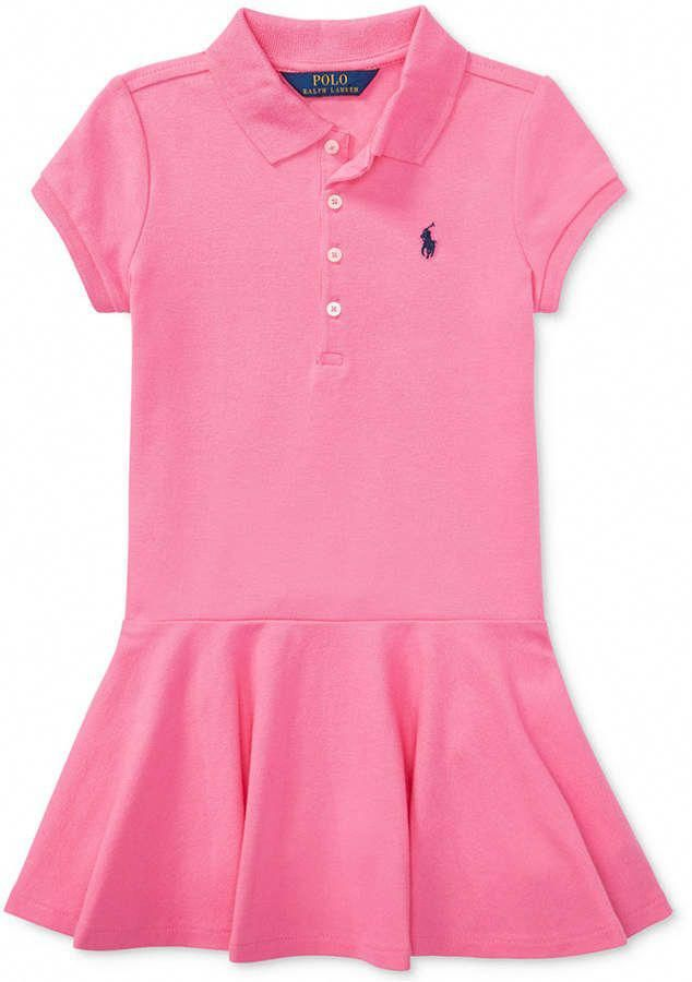 48+ Toddler polo dress information