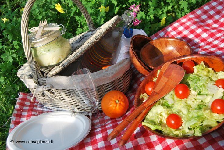 E' arrivata la Primavera...un picnic conSapienza! Chef a domicilio
