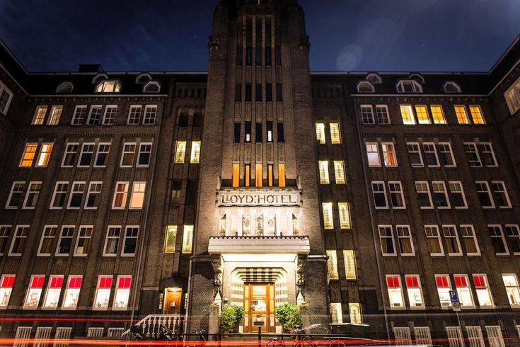 Lloyd Hotel and Cultural Embassy (Amsterdam, NL) - Booking.com