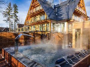 Dom w górskim stylu