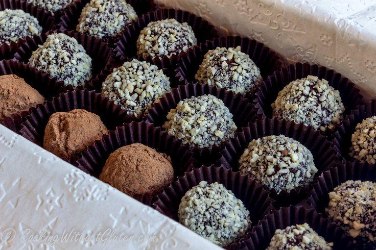 Самое подходящее название для этих домашних конфет — «Восхитительные диетические шоколадные трюфеля без ничего», с подстрочной расшифровкой, что в них отсутствуют абсолютно все ингр…