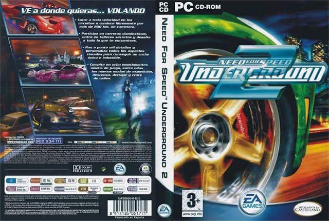 تنزيل لعبة Need For Speed Underground 2 للكمبيوتر برابط واحد على