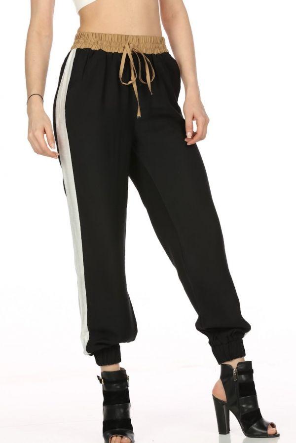 Beli Buzme Detayli Siyah Pantolon 63431 Kapida Odemeli Ucuz Bayan Giyim Online Alisveris Sitesi Pantolon Siyah Pantolon Ve Mavi Pantolon