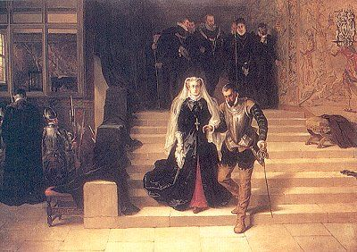 a history of the death of mary queen scots In the early hours of wednesday 8th february 1587, mary queen of scots lay  fully dressed on her bed in fotheringhay castle  another story of which  wingfield is also the source, again told by mary's biographers, is that.