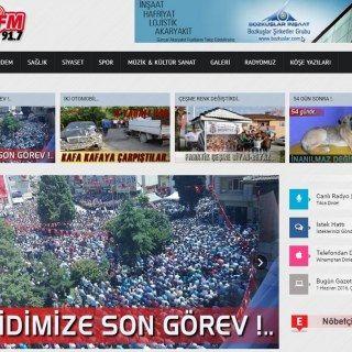 Ereğli HABER FM Size YETER www.ereglifm.com.tr #ereğlifm #ereğlihaber #ereğligazeteleri #ereğli #gazete #sondakika #eregli #zonguldak