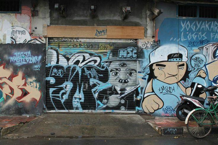 Jogya Street Art